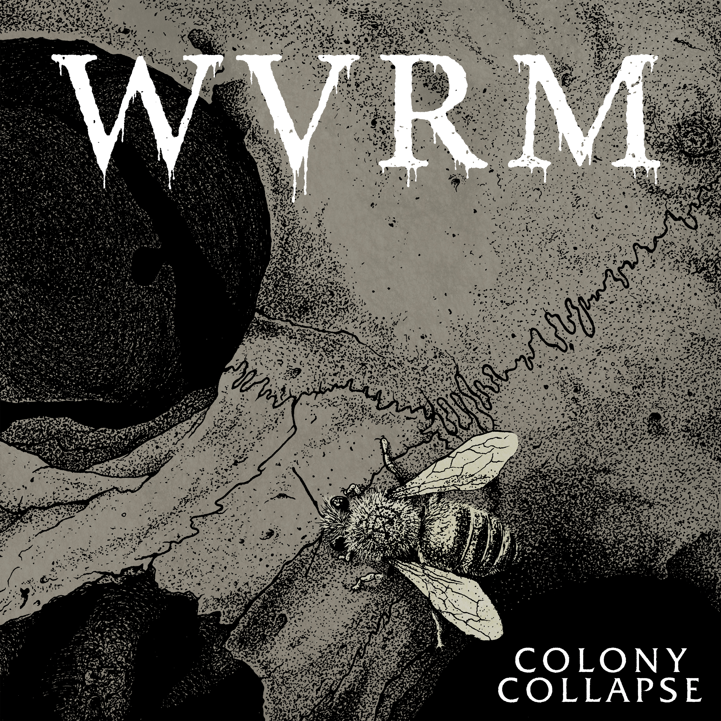 wvrm colony collapse cover art