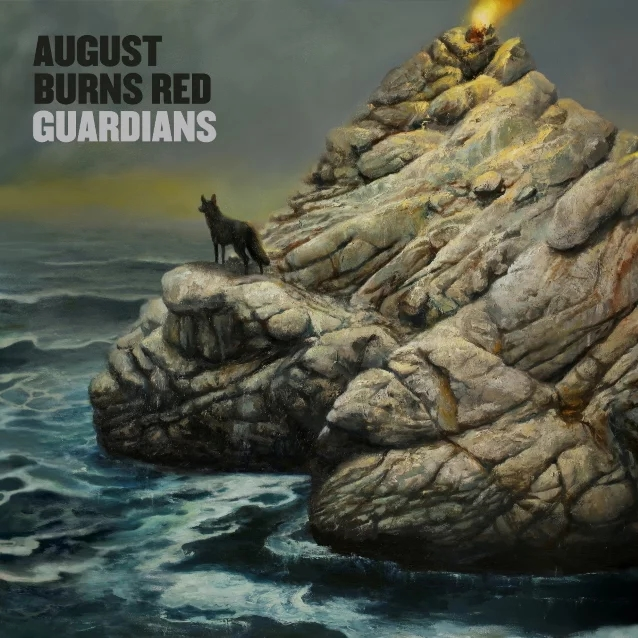 august burns red cover art
