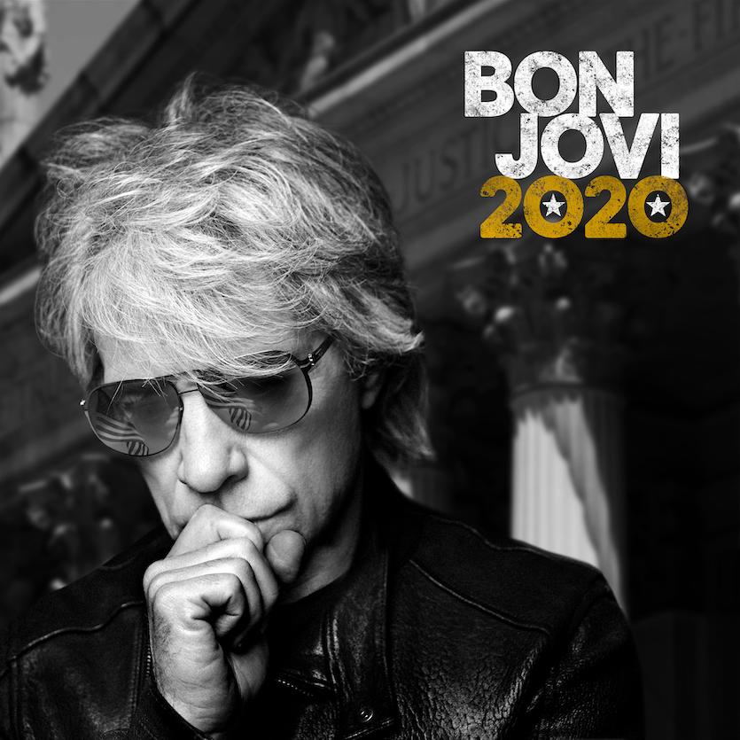 BON JOVI dévoile la lyric vidéo de la nouvelle chanson «Limitless»