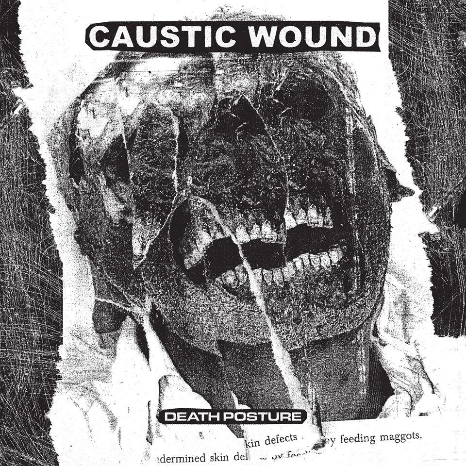 CAUSTIC WOUND : le nouvel album Death Posture en écoute intégrale