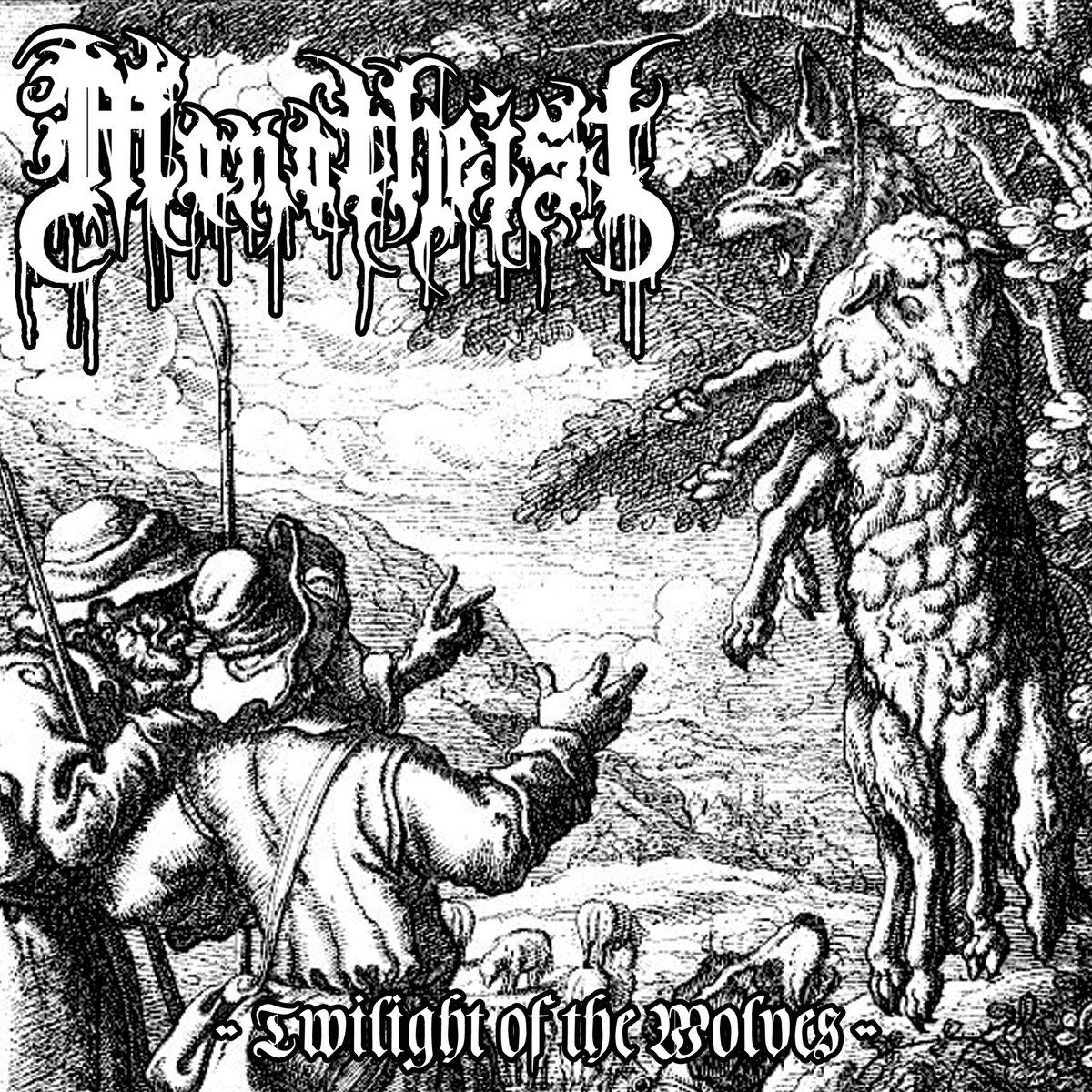 MONOTHEIST dévoile la nouvelle chanson «Twilight Of The Wolves»