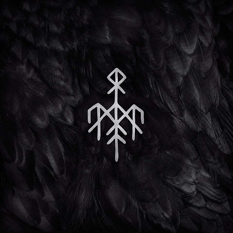 wardruna Kvitravn cover art