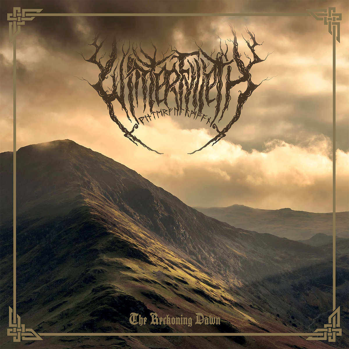 winterfylleth the reckoning dawn cover art