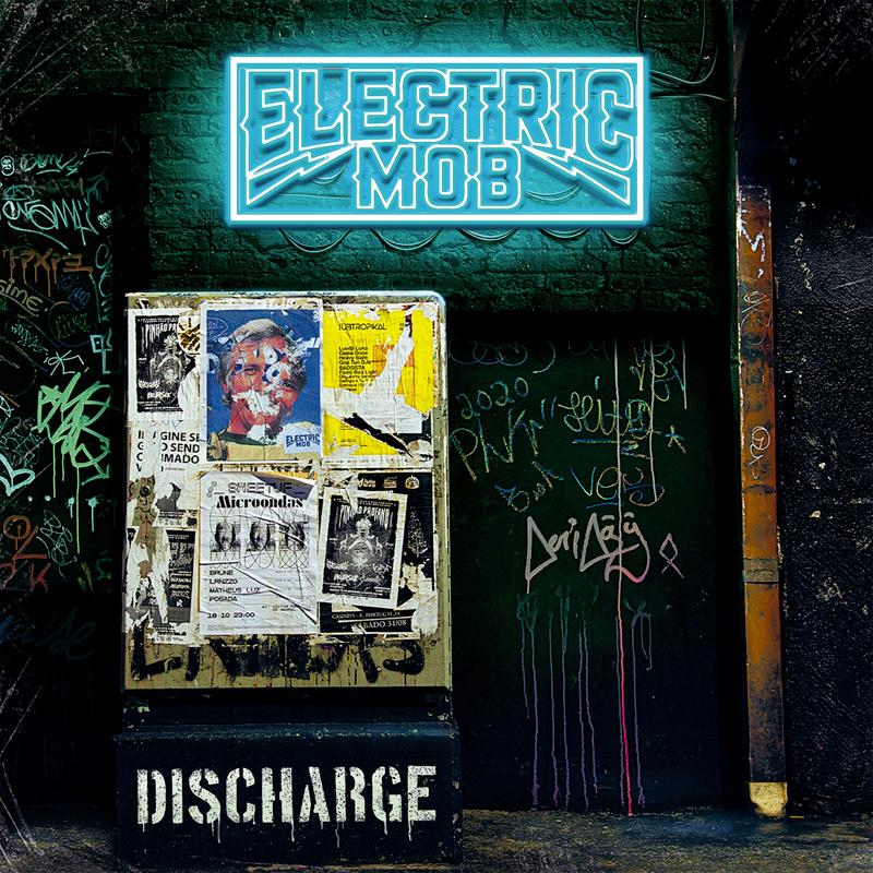 ELECTRIC MOB dévoile le clip vidéo de la nouvelle chanson «Upside Down»