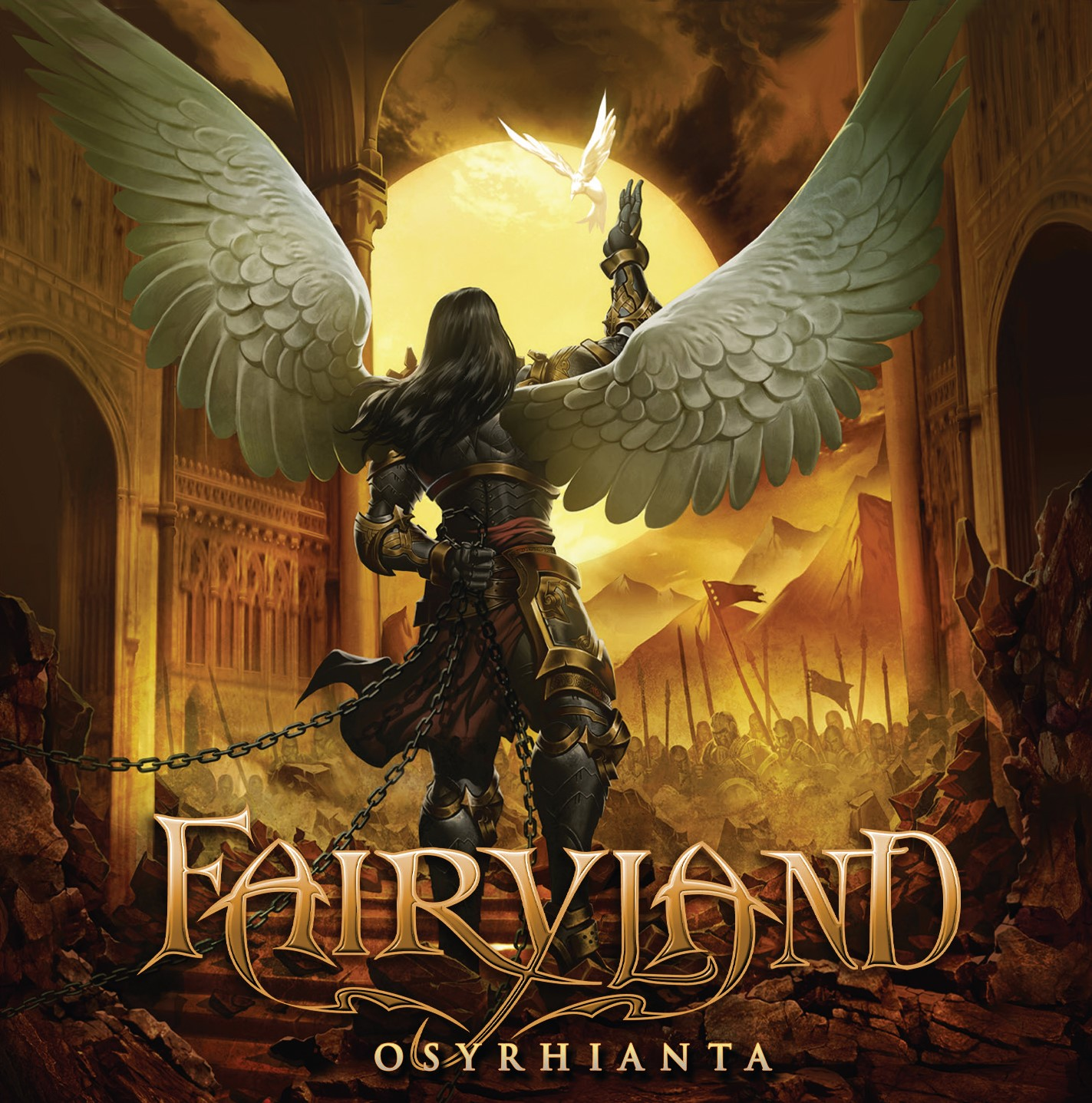 Fairyland Osyrhianta Cover Art