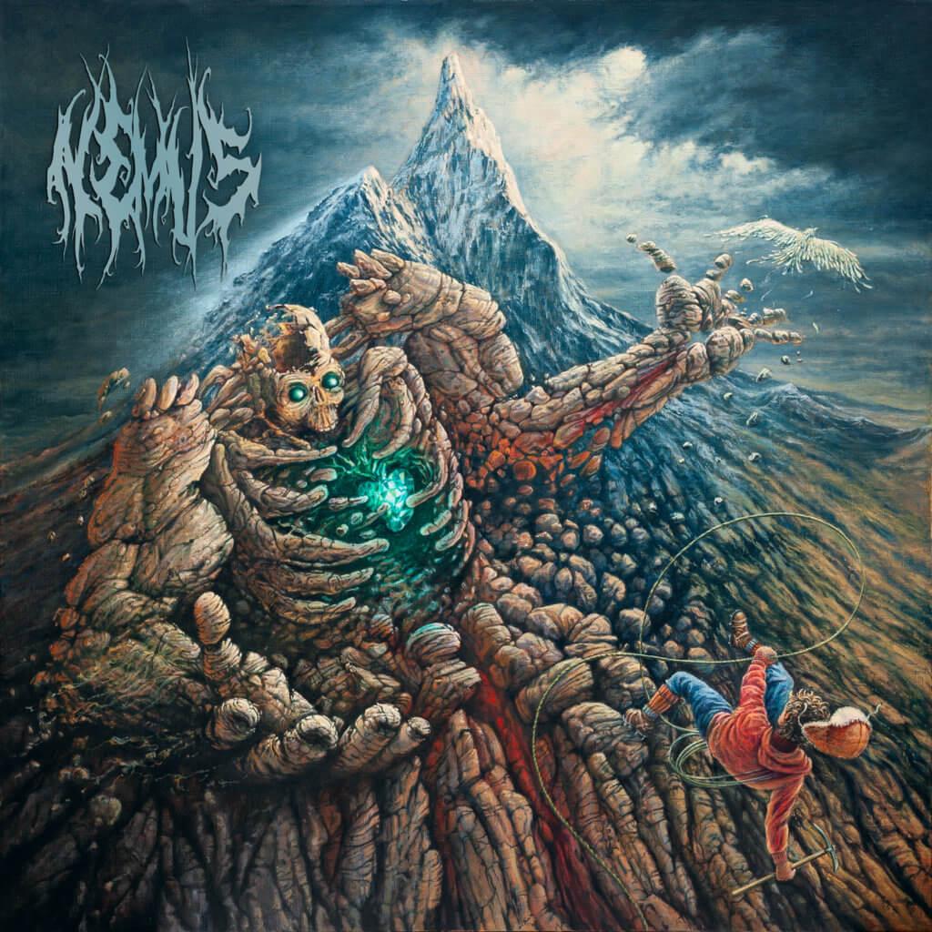 Nemus-Stein - Mensch-album-cover-art