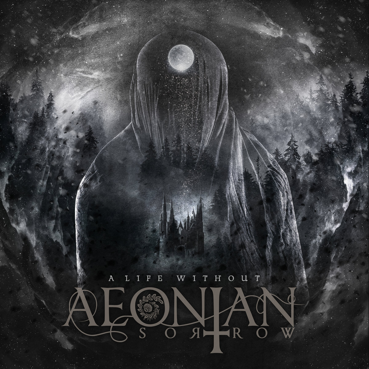 aeonian sorrow a life without EP cover art