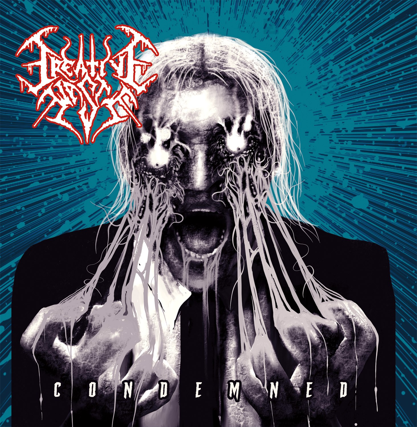 creative waste condemned cover art
