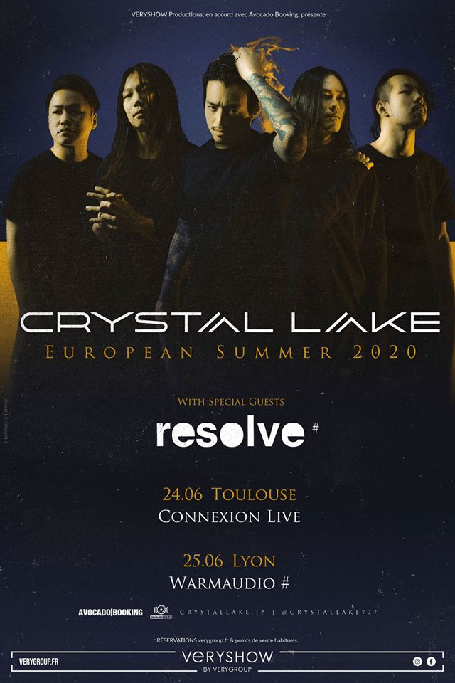 crytal lake concerts