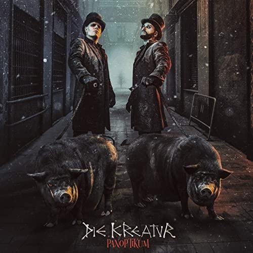 die-kreatur-panoptikum-cover-art