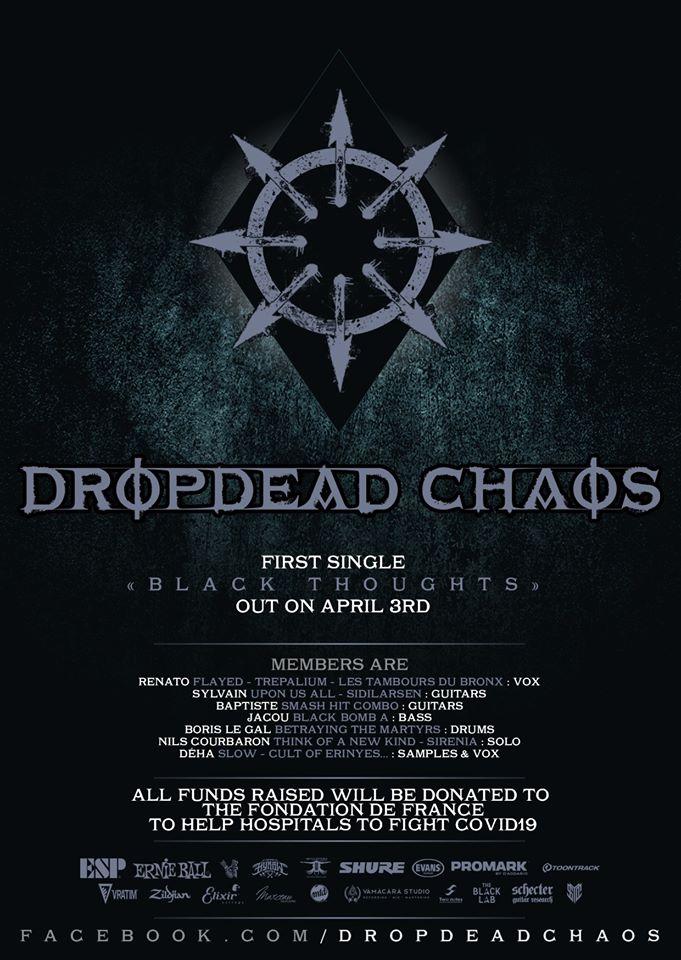 dropdead chaos projet