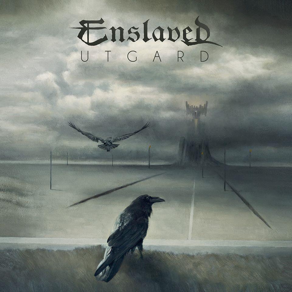 enslaved utgard cover art