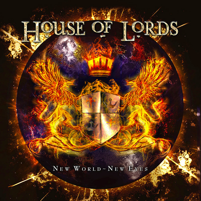 HOUSE OF LORDS dévoile la nouvelle chanson «New World – New Eyes»