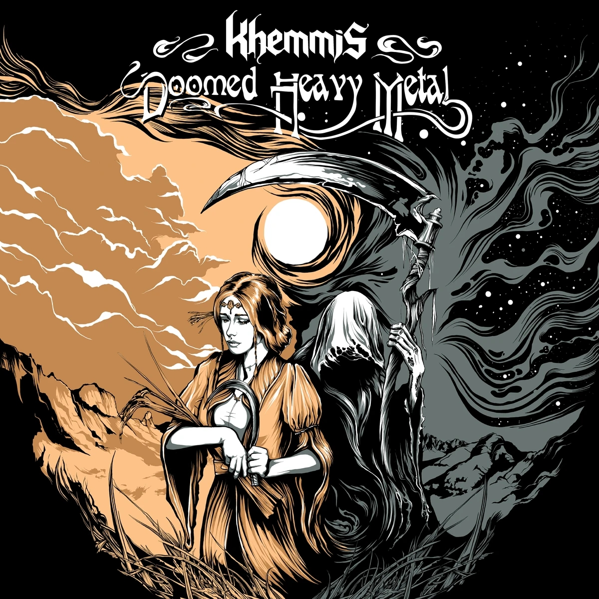 KHEMMIS dévoile la nouvelle chanson «A Conversation With Death»