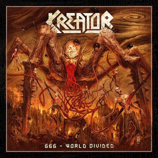 kreator 666 World Divided