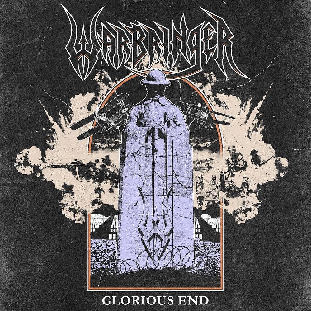 warbringer glorious end artwork