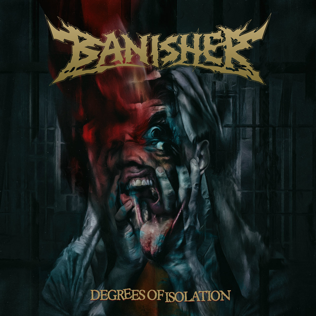 Banisher Degrees of Isolation Cover Art