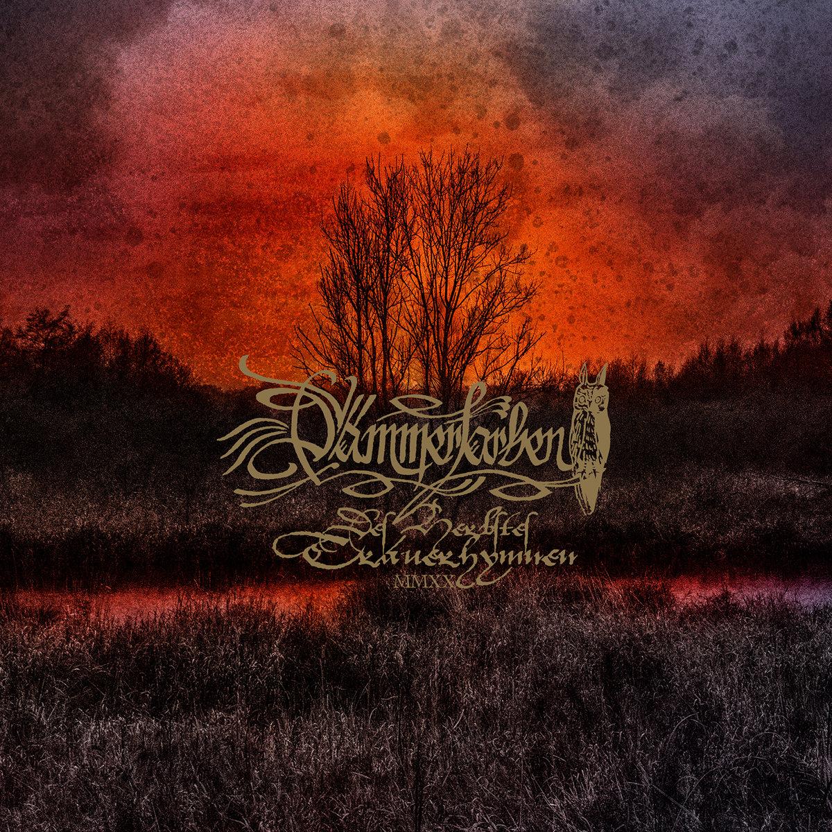 Des Herbstes Trauerhymnen MMXX Dämmerfarben Cover Art