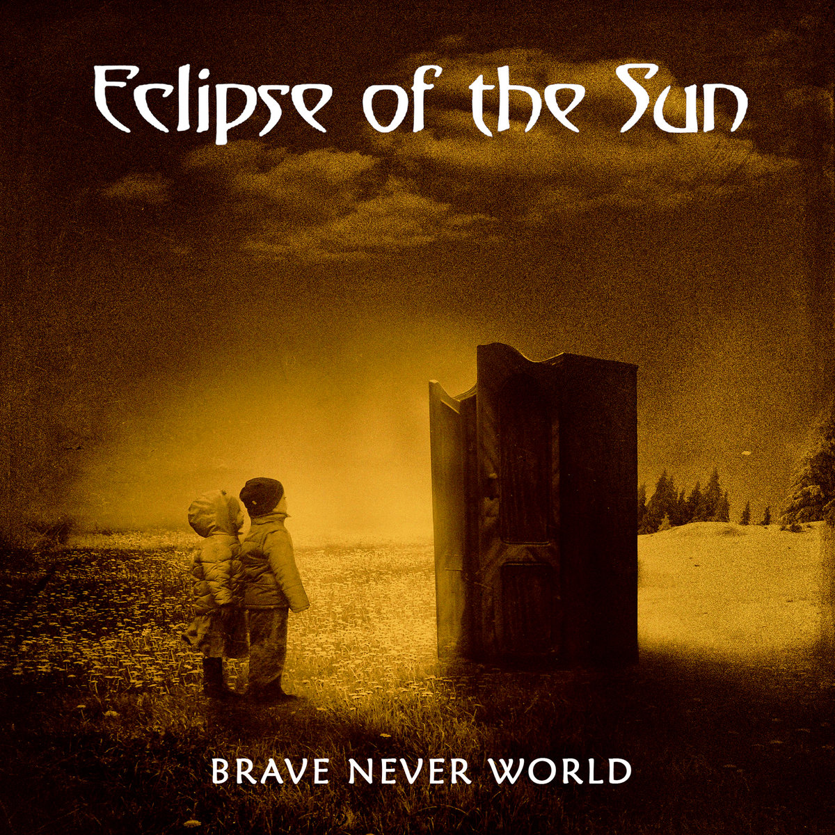 Eclipse Of The Sun Brave Never World Cover Art