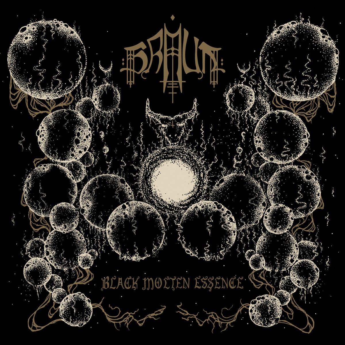 Hraun Black Molten Essence Cover Art