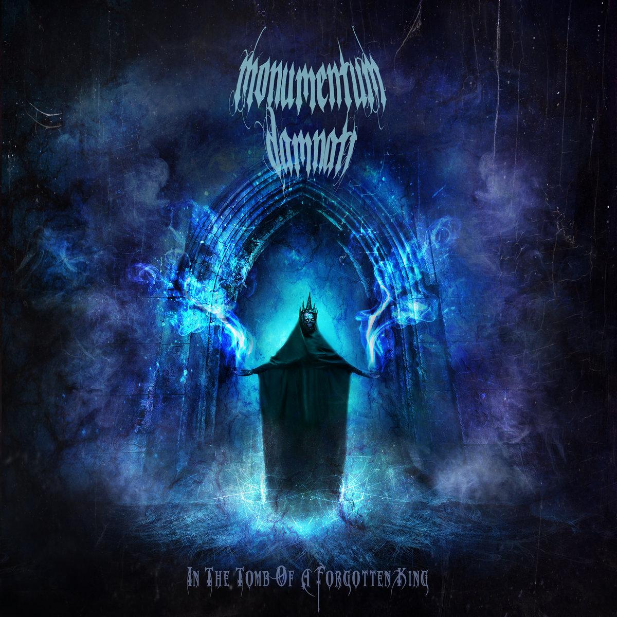 MONUMENTUM DAMNATI : le nouvel album In The Tomb Of A Forgotten King en écoute intégrale