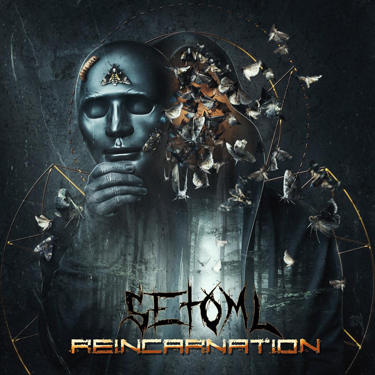 Setoml Reincarnation Cover Art