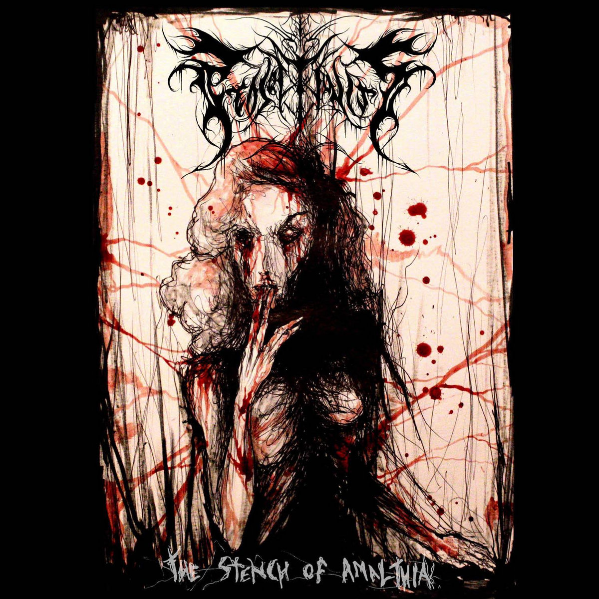 The Projectionist The Stench of Amalthia cover art