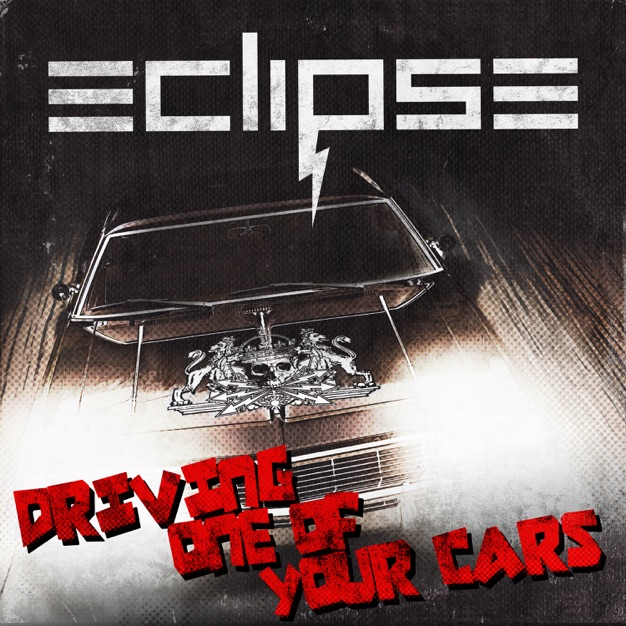 eclipse Driving One Of Your Cars