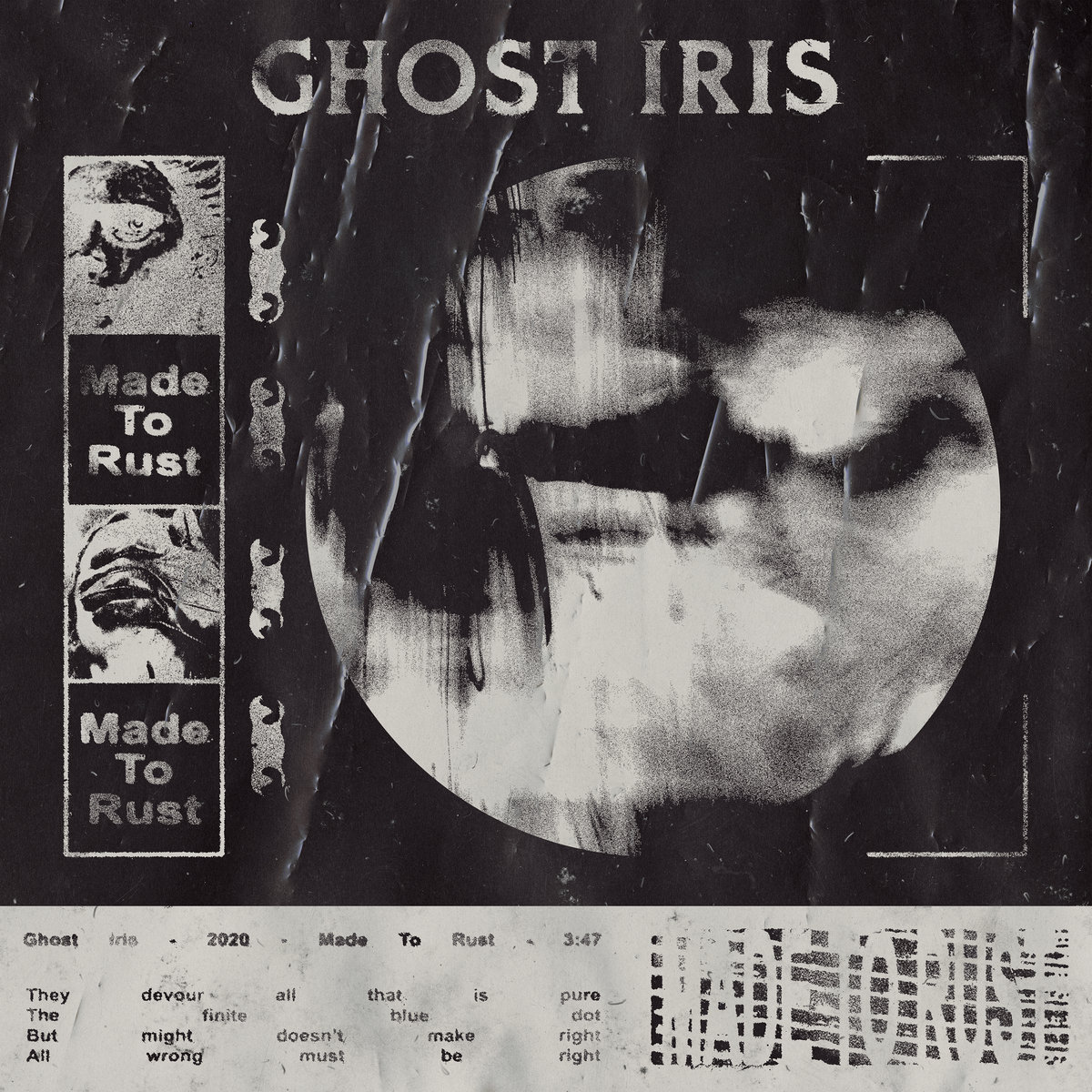 GHOST IRIS dévoile la nouvelle chanson «Made To Rust»
