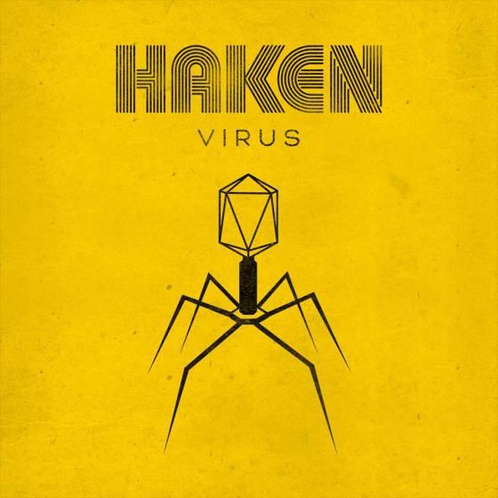 HAKEN : les détails du nouvel album Virus ; clip vidéo de la chanson «Prosthetic»