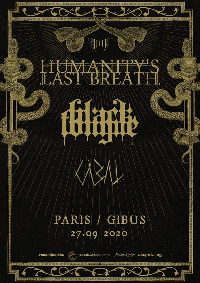 humanity's last breath concerts