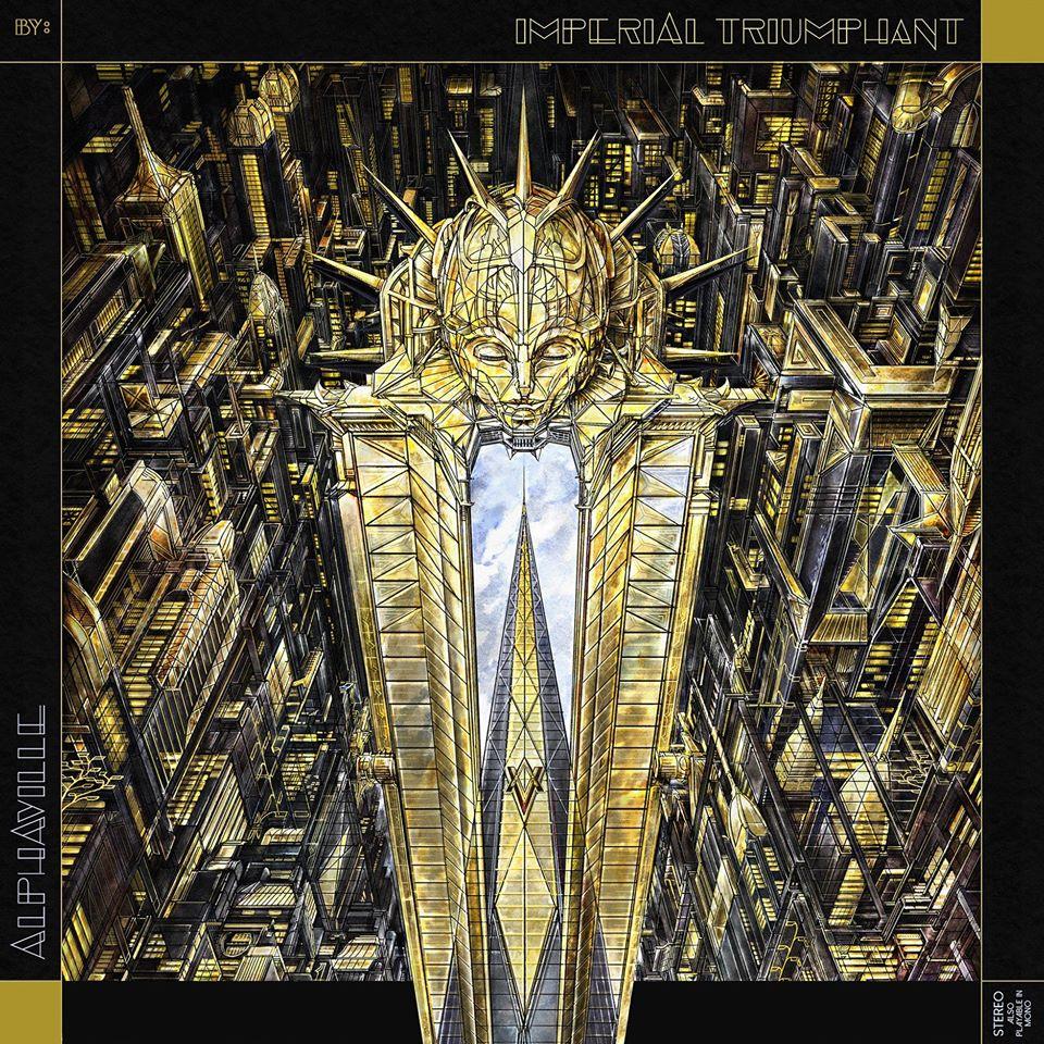 IMPERIAL TRIUMPHANT : le nouvel album Alphaville en écoute intégrale