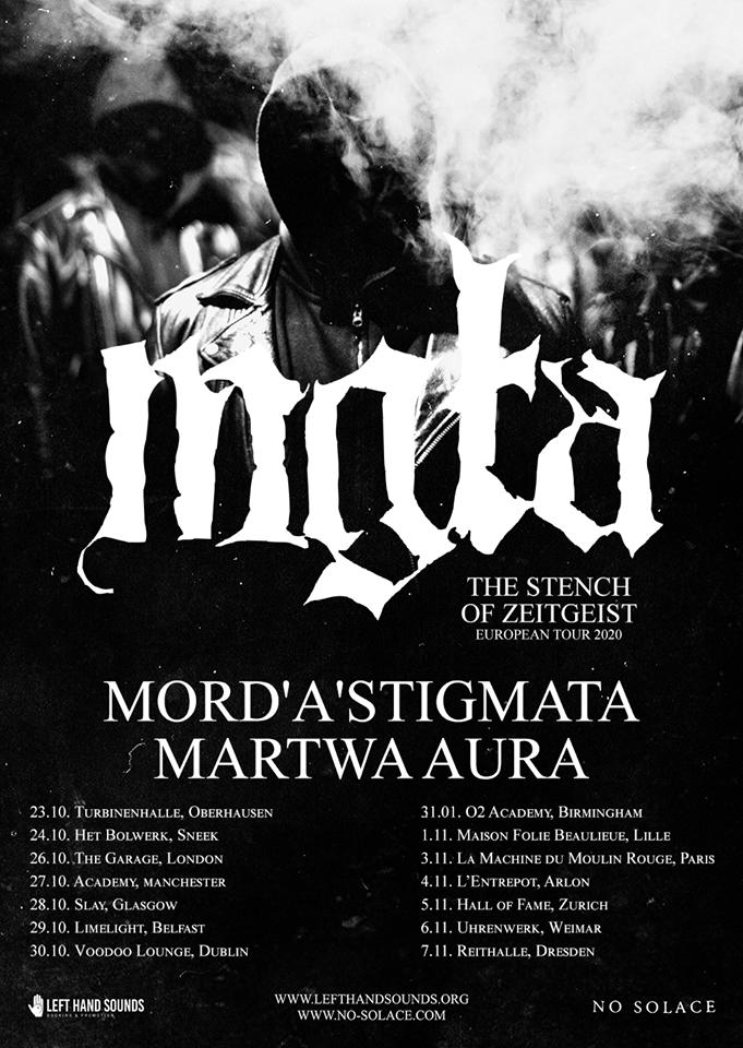 mgla concerts