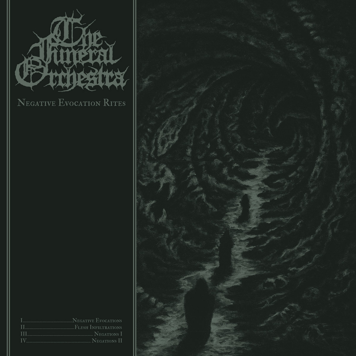 the funeral orchestra negative evocaation rites cover art
