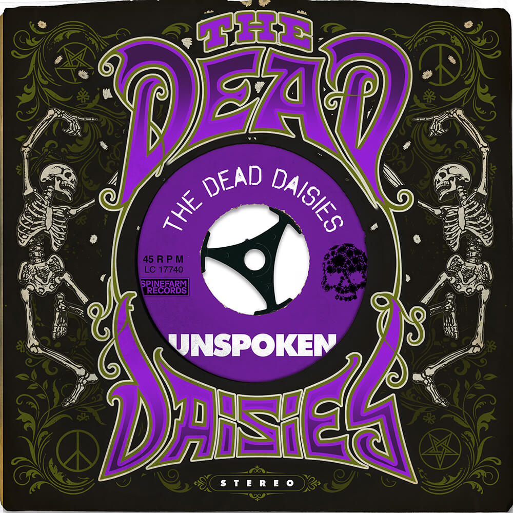unspoken dead daisies