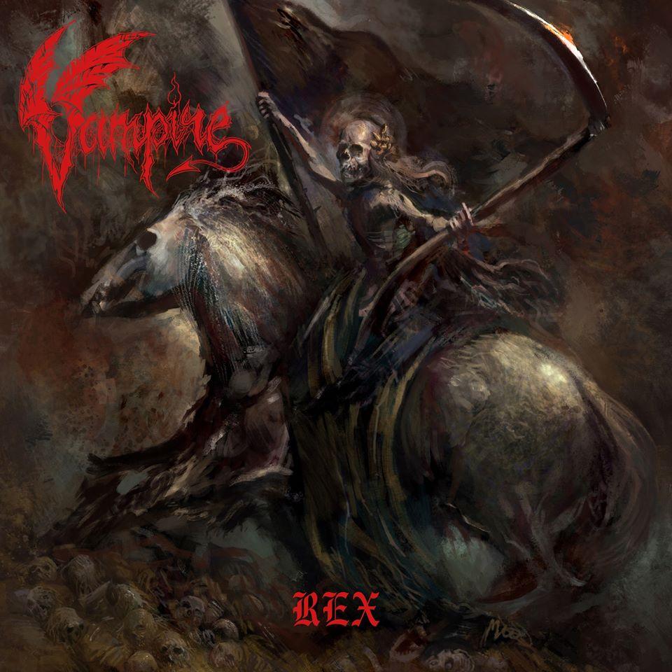 vampire rex