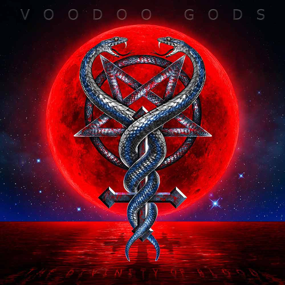 voodoo gods THE DIVINITY OF BLOOD