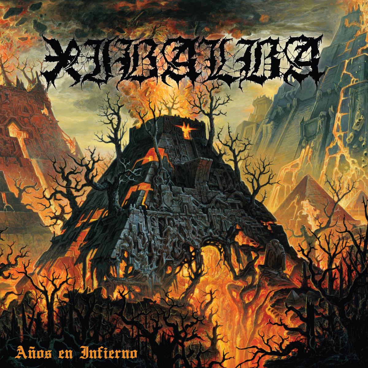 Años en Infierno Xibalba Cover Art
