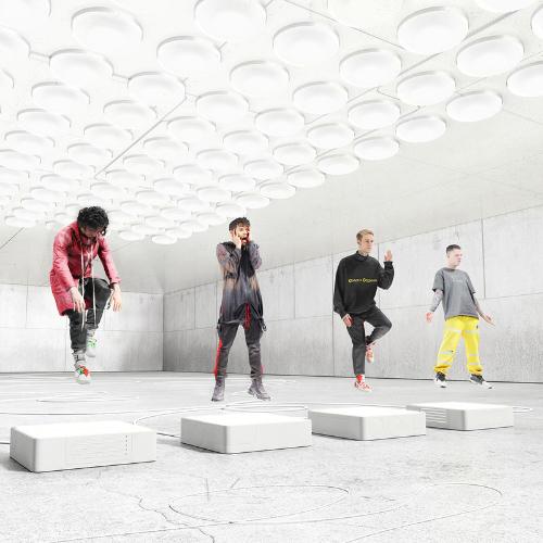 CROWN THE EMPIRE dévoile le clip vidéo de la chanson «BLURRY (Out Of Place)»