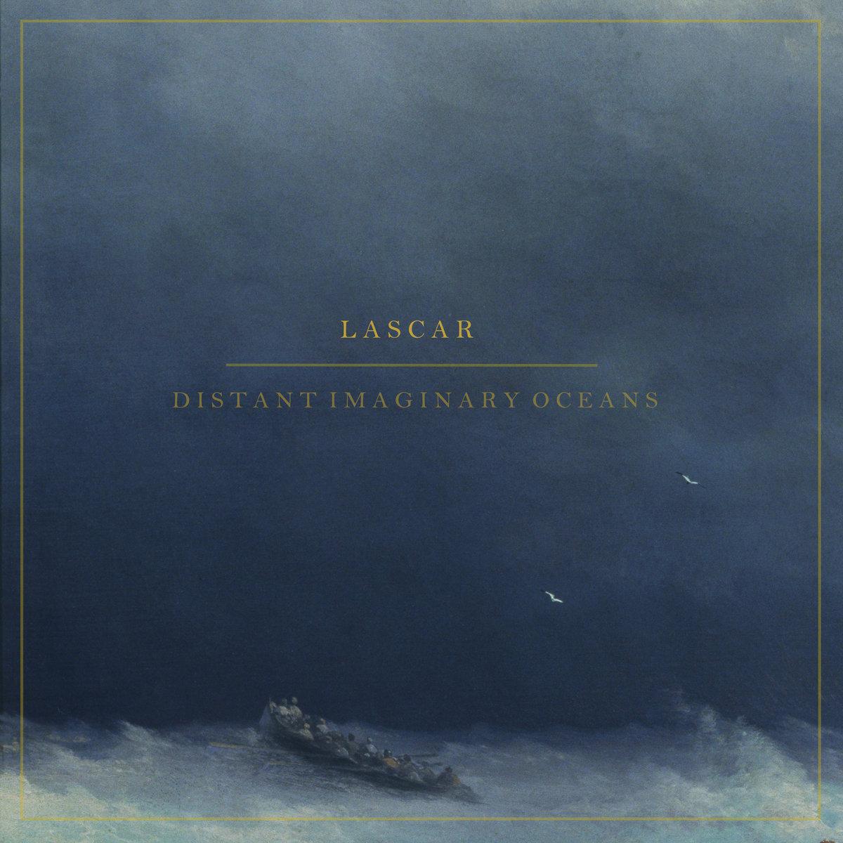Distant Imaginary Oceans Lascar Cover Art