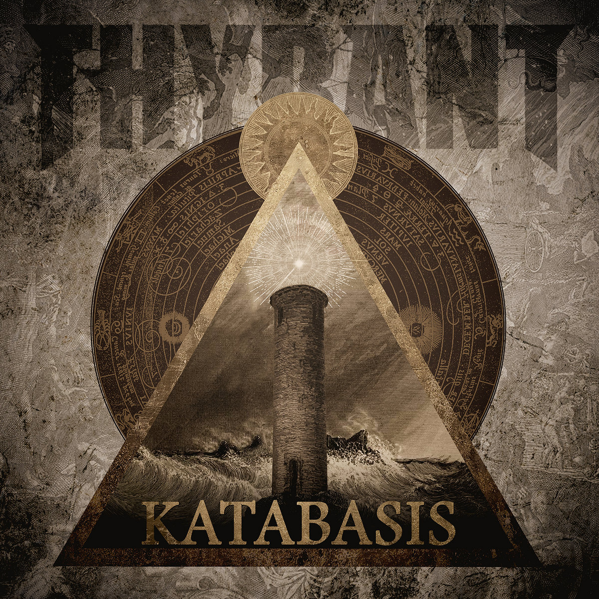 Katabasis Thyrant cover art