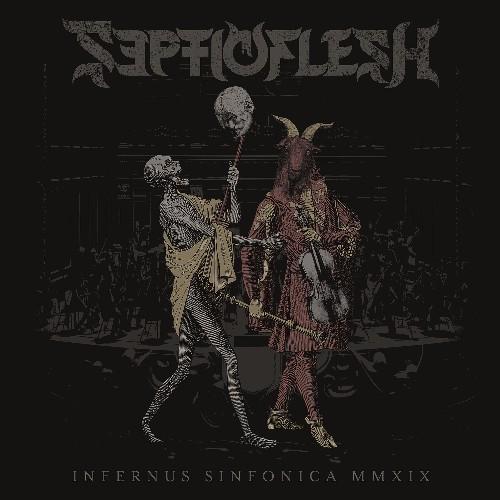 SEPTICFLESH : les détails de l'album live Infernus Sinfonica MMXIX