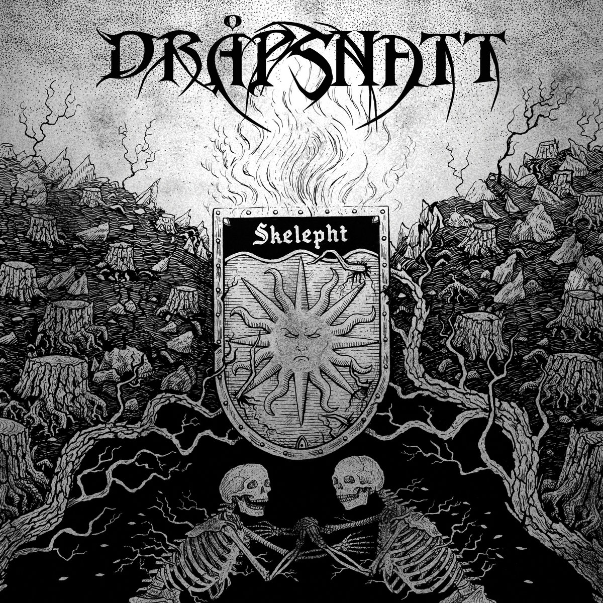 Skelepht Dråpsnatt Cover Art