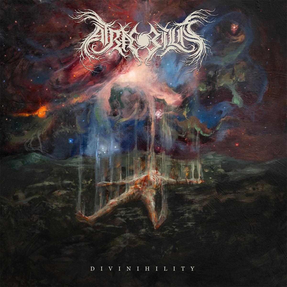 atrae bilis divinihility cover art