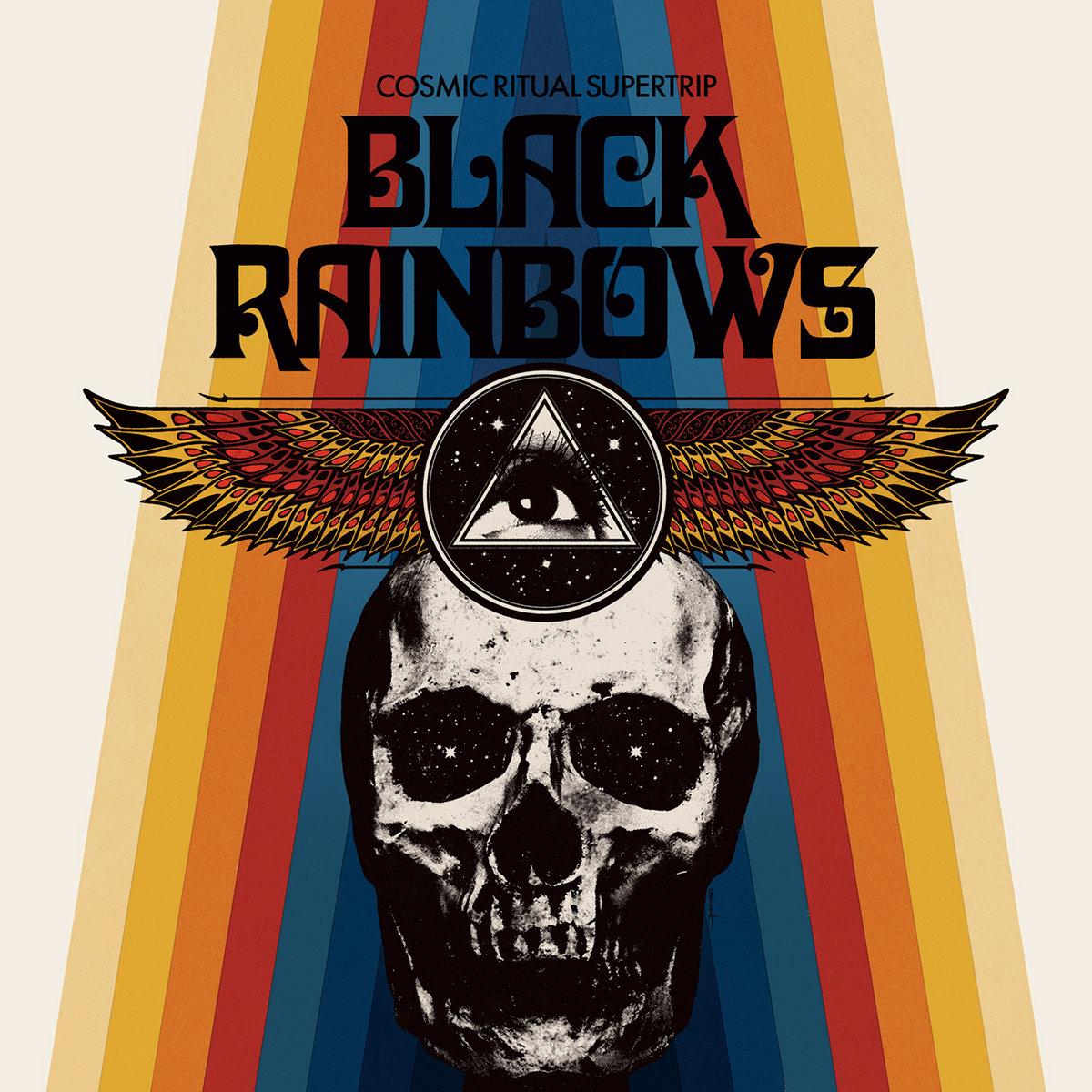 BLACK RAINBOWS dévoile le clip vidéo de la nouvelle chanson «Universal Phase»