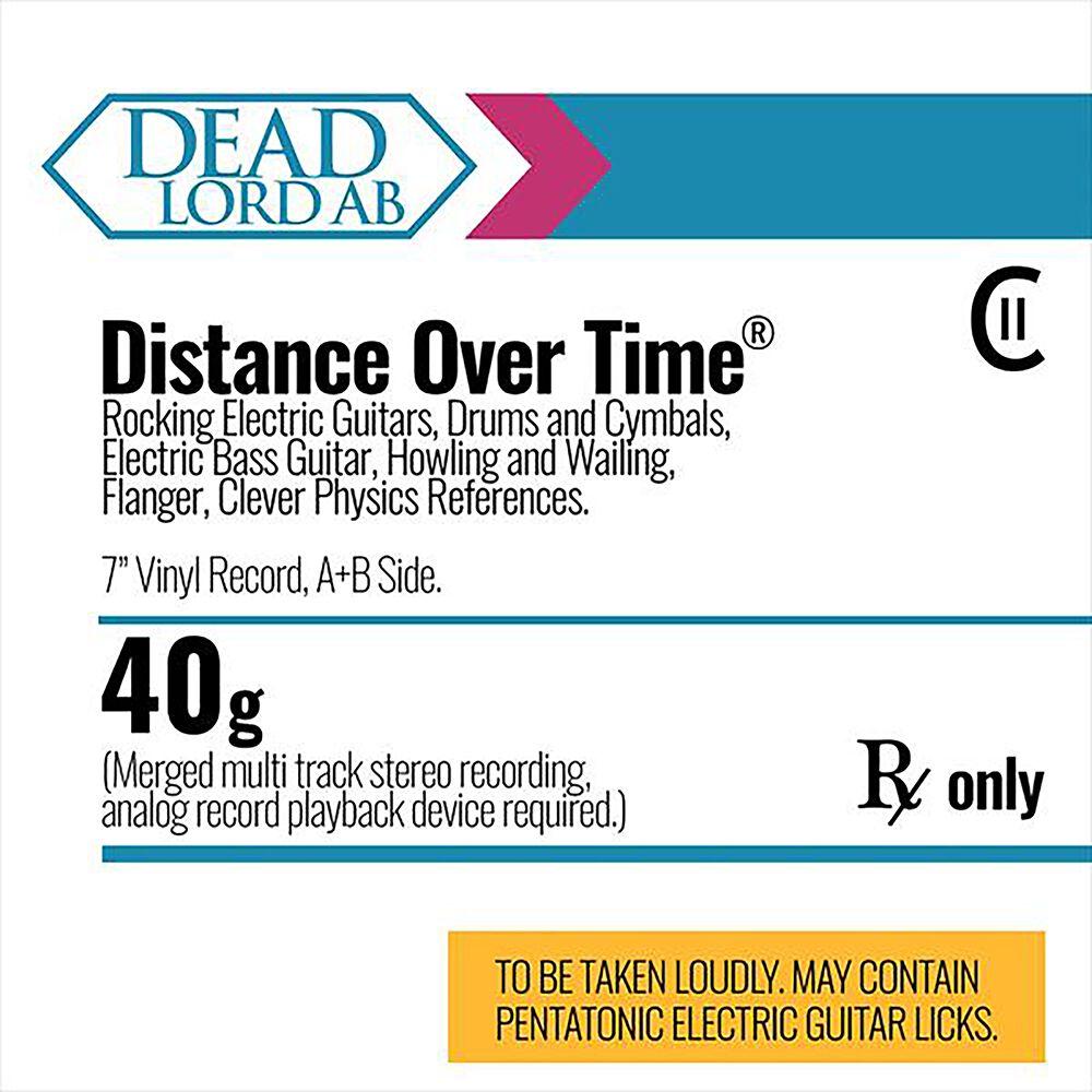DEAD LORD : les premiers détails du nouvel album Surrender ; le clip vidéo de la nouvelle chanson «Distance Over Time»