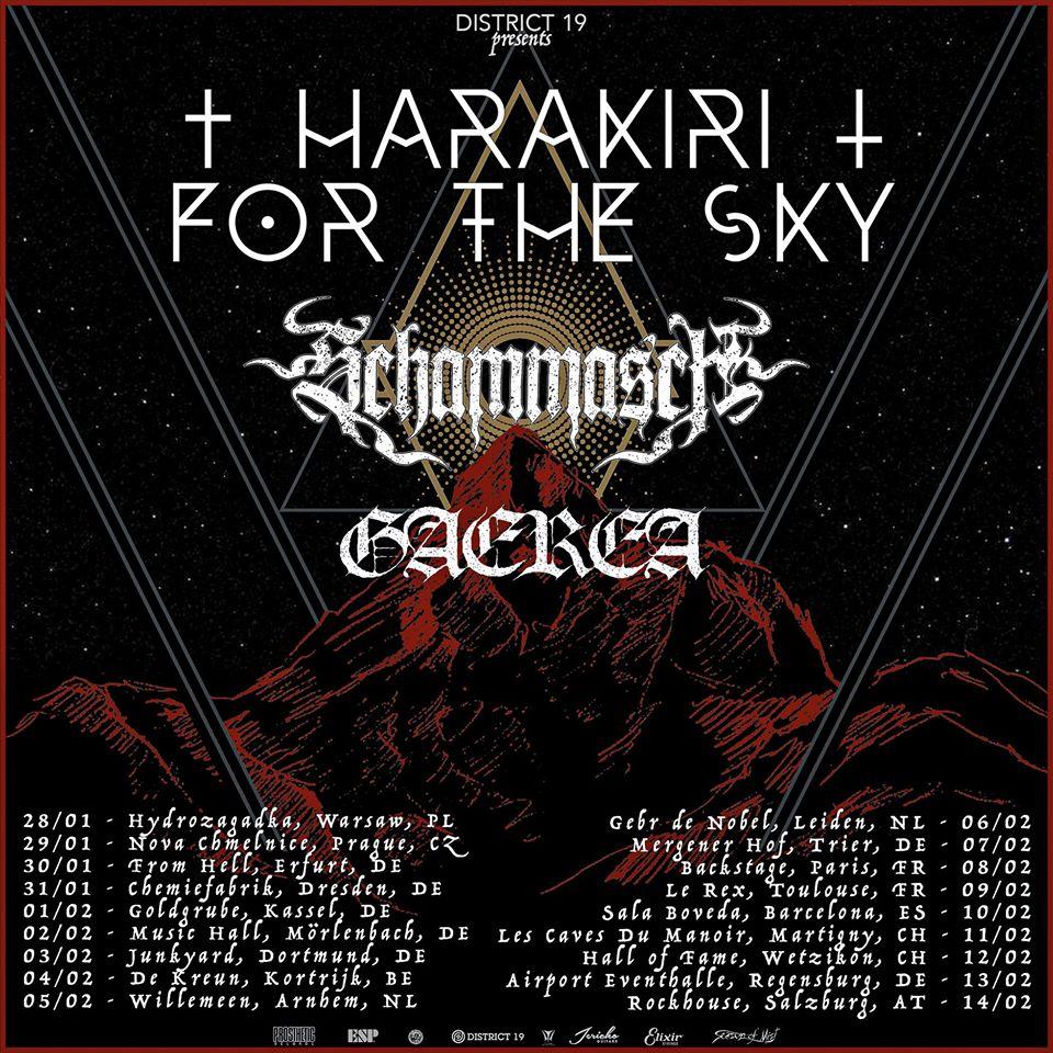 harakiri schammasch tour