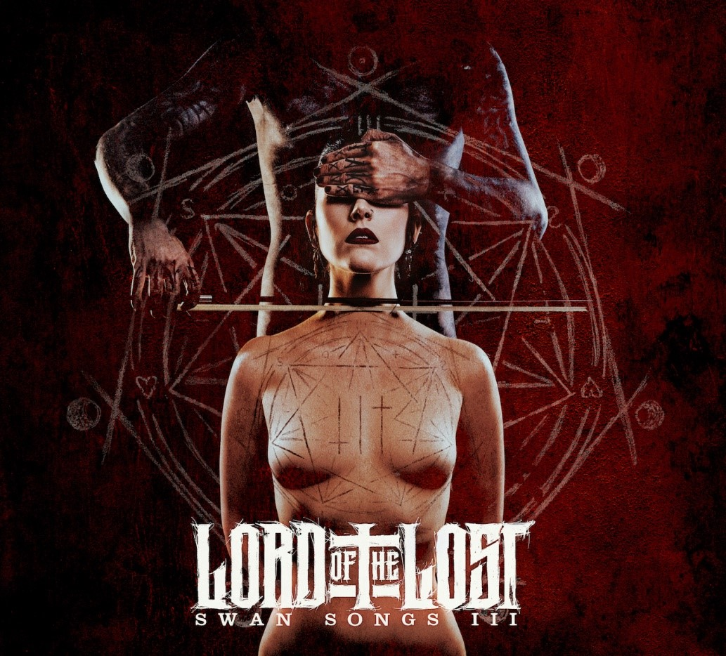 lord of the lost swan songs iii cover art