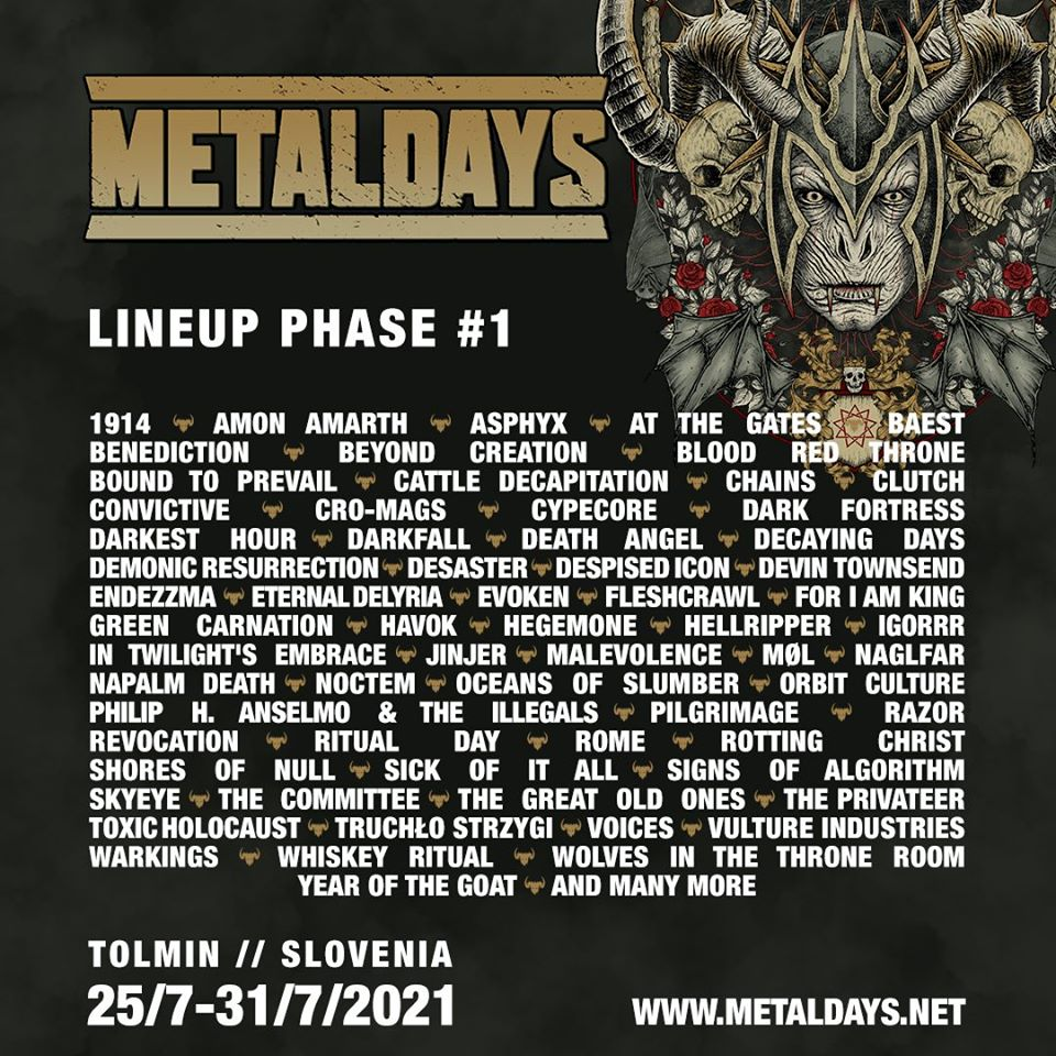metaldays 2021