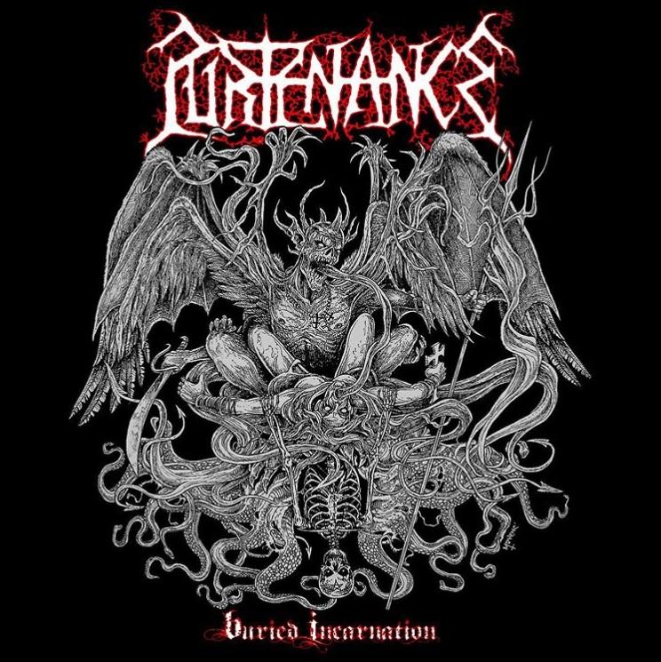 purtenance Buried Incarnation cover art